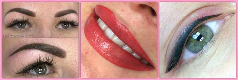 Popular Permanent Makeup Procedures
