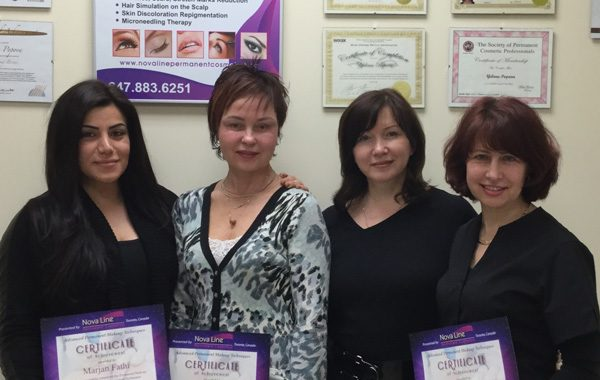 Professional Permanent Makeup Training