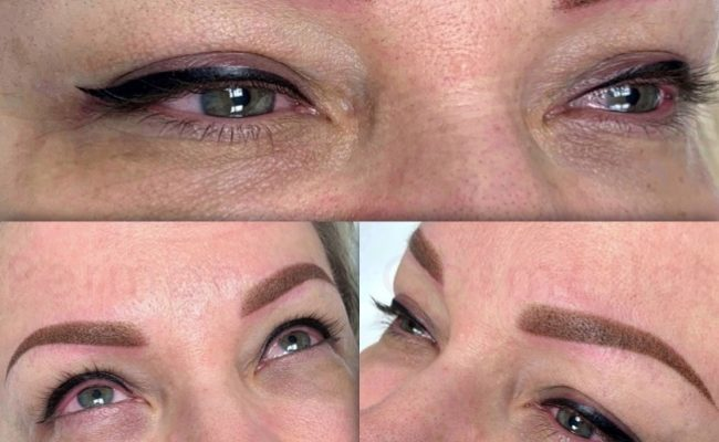 Eyebrows permanent makeup toronto