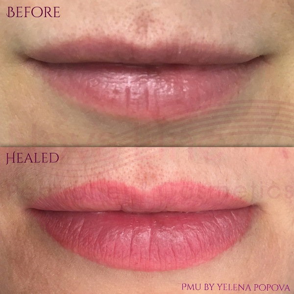 lip permanent makeup