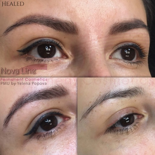 eyebrows permanent makeup 1