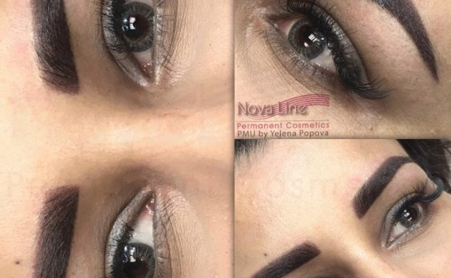 eyebrows permanent makeup 2