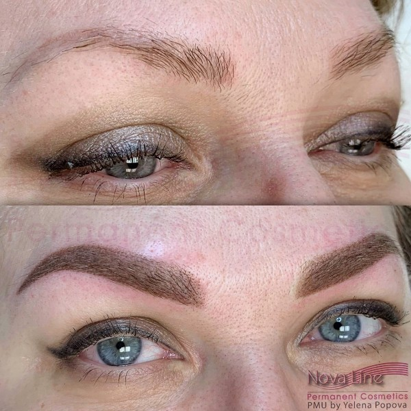 eyebrows permanent makeup 9