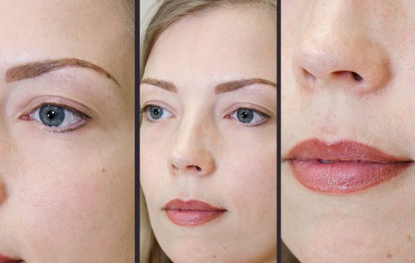 Full Face Permanent Makeup