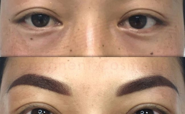 permanent makeup eyebrows 1