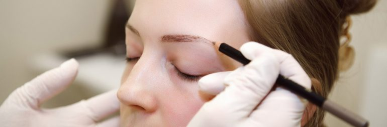 Eyebrows Permanent Makeup in Toronto