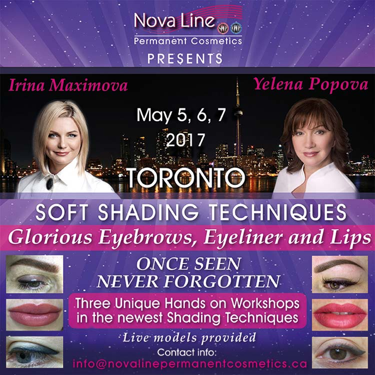 Toronto Permanent Makeup Workshops