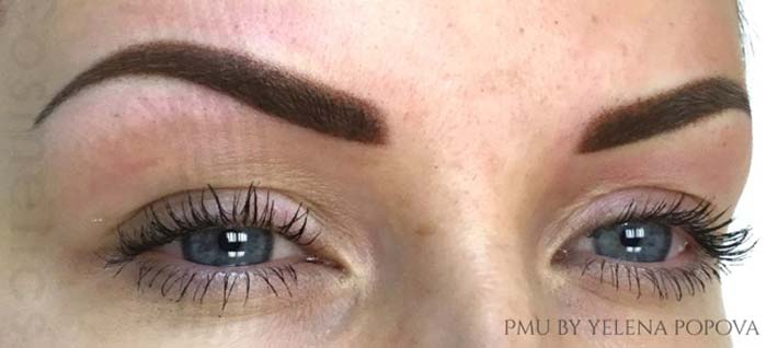 Permanent Makeup Tattoo Healing Time