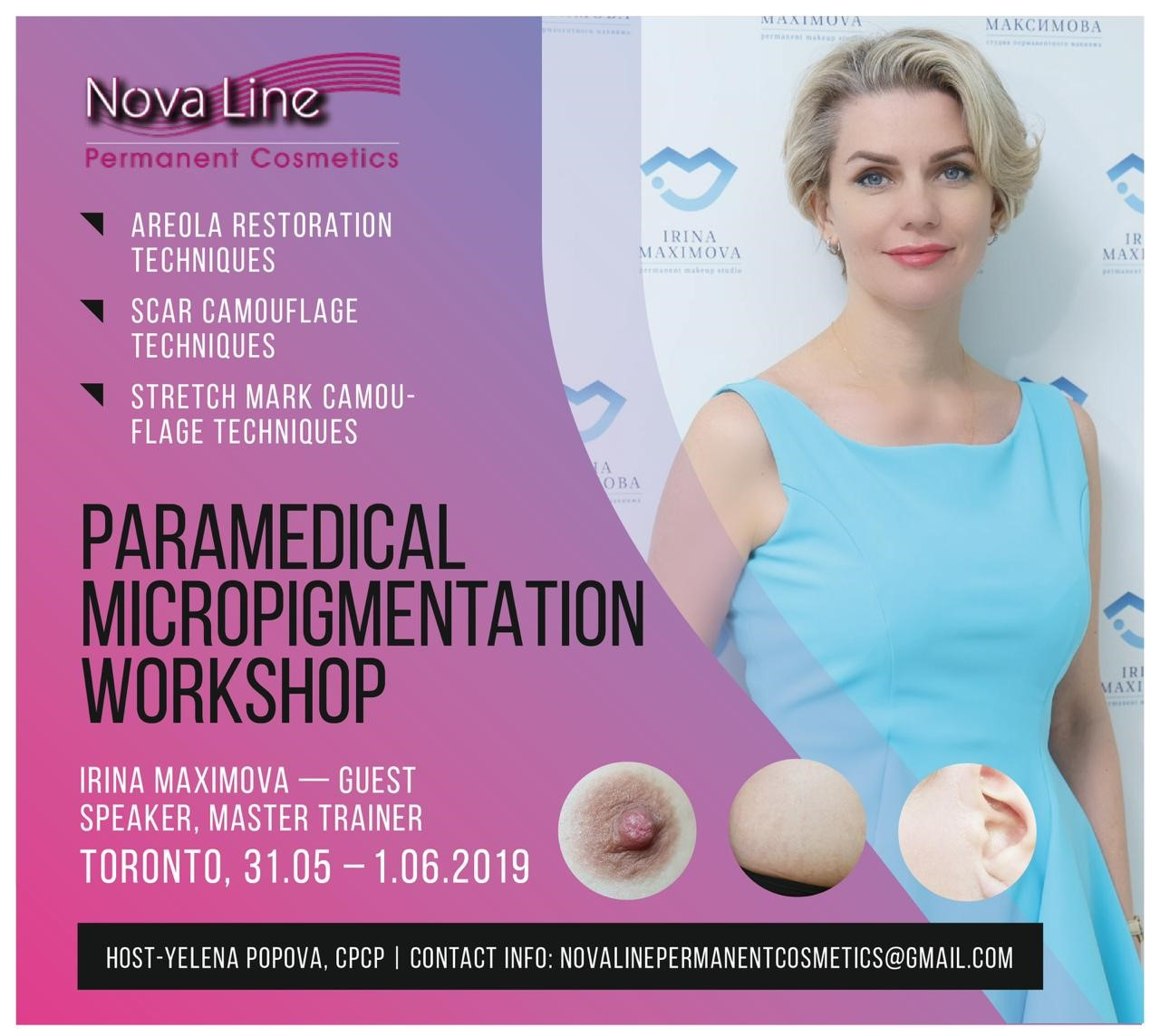 Paramedical Micro pigmentation Workshop